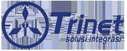 Trinet Solusi Integrasi Logo